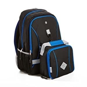 NWT Fit & Fresh Blue Backpack Matching Lunch Bag